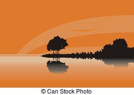 Sunset lake Illustrations and Stock Art. 5,383 Sunset lake.