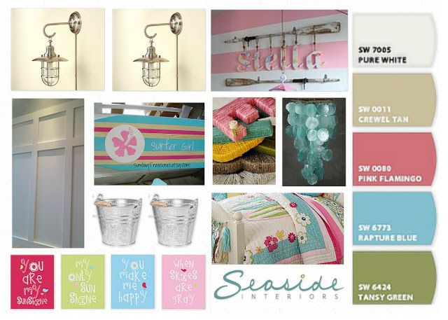 17 Best ideas about Surfer Girl Rooms on Pinterest.