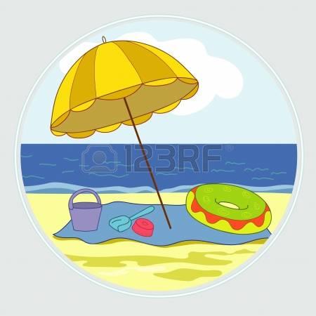 3,078 Sunshade Stock Vector Illustration And Royalty Free Sunshade.