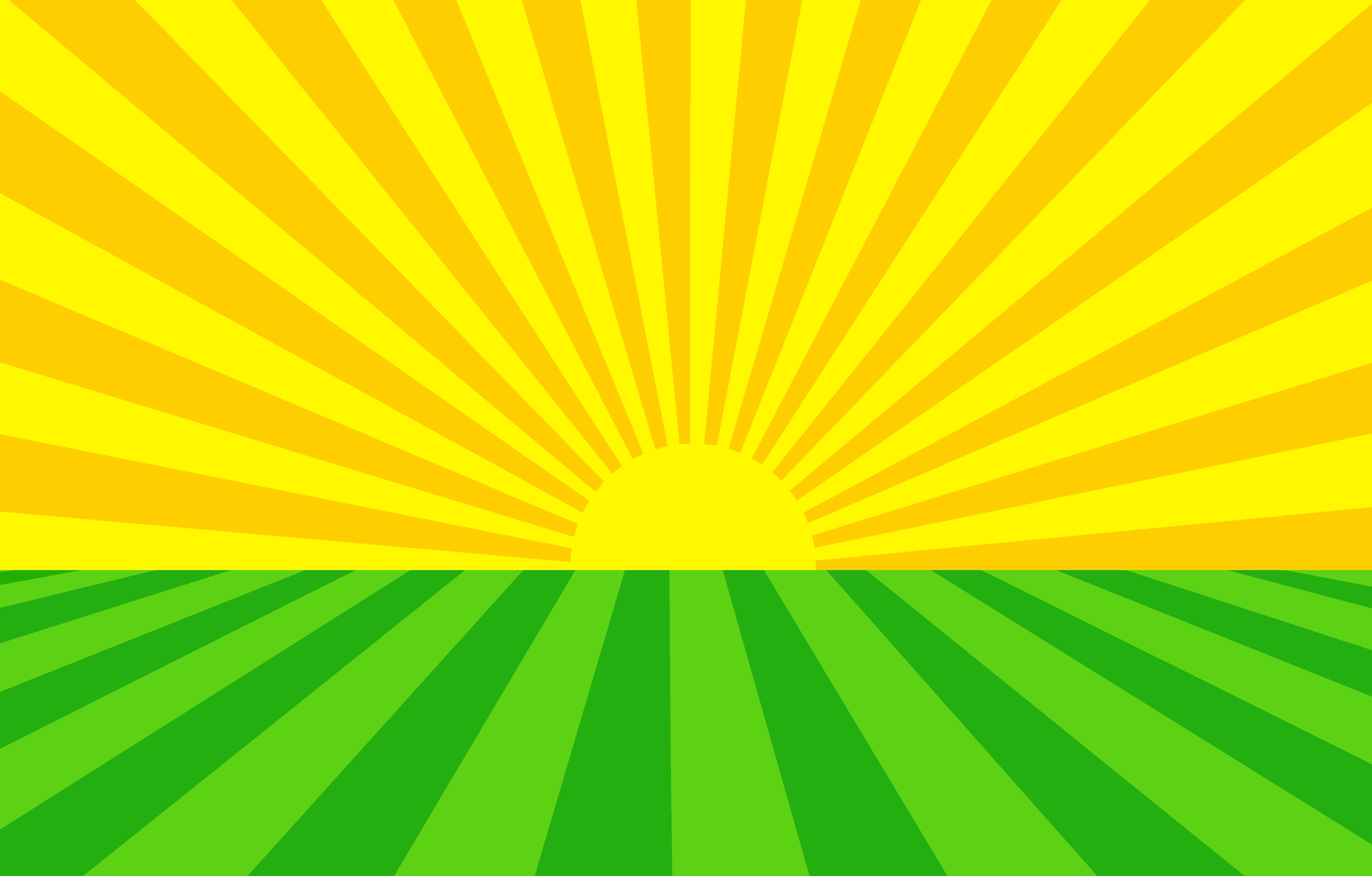 Sunshine background clipart.