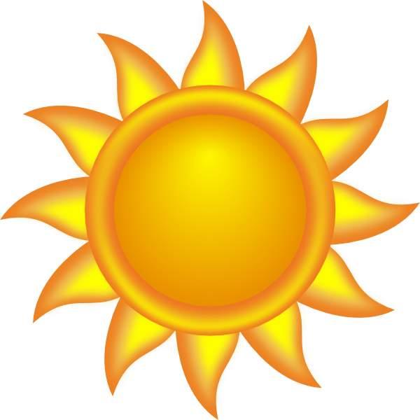 Sunshine sun clip art free clipart images 3.
