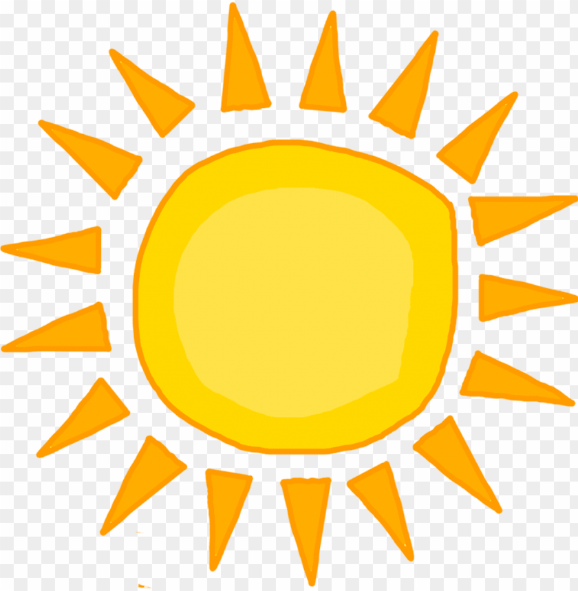 transparent background sun clipart PNG image with.