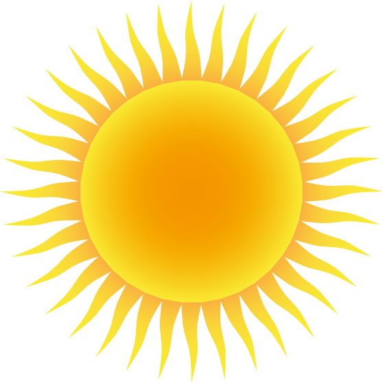 Sun Clipart No Background Png.