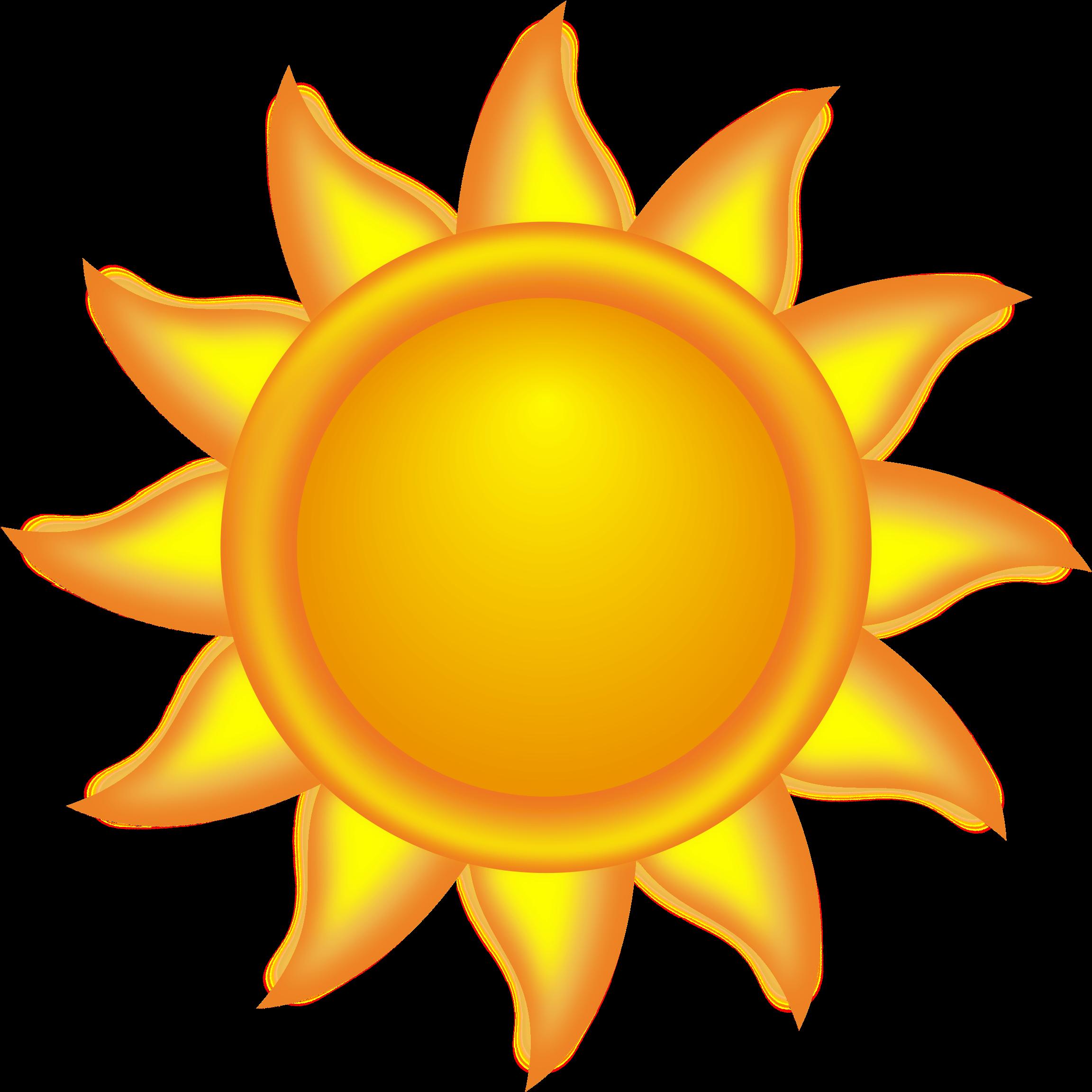 HD Sun Face Sunshine.