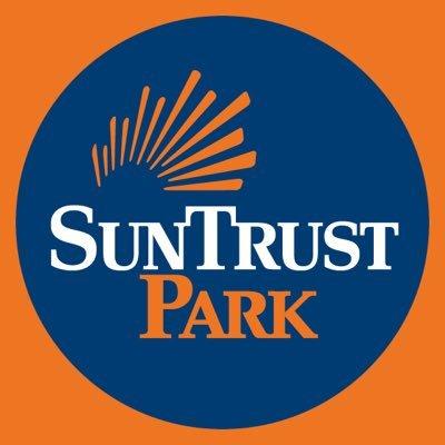 SunTrust Park (@SunTrustPark).
