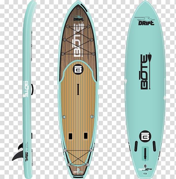 Standup paddleboarding I.