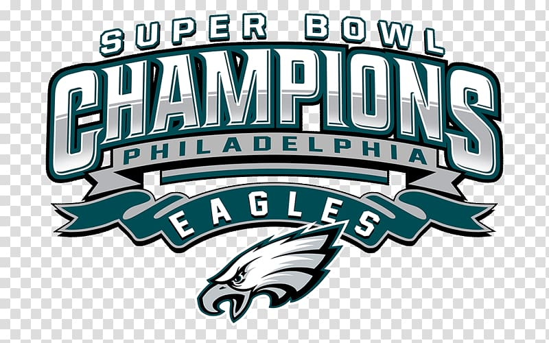 Philadelphia Eagles Super Bowl Champions illustration, Super.