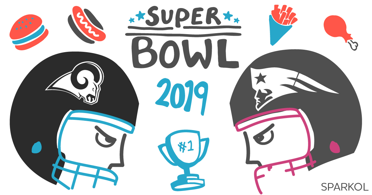SUPER BOWL 2019: Free invitation template for your party!.