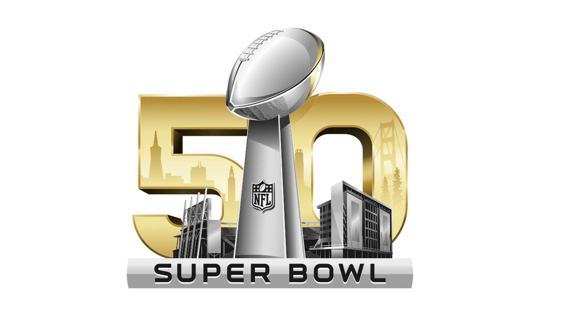 The death of the Super Bowl logo.