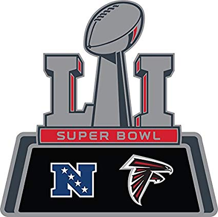 Amazon.com : Atlanta Falcons 2016 NFC Champs / Super Bowl LI.