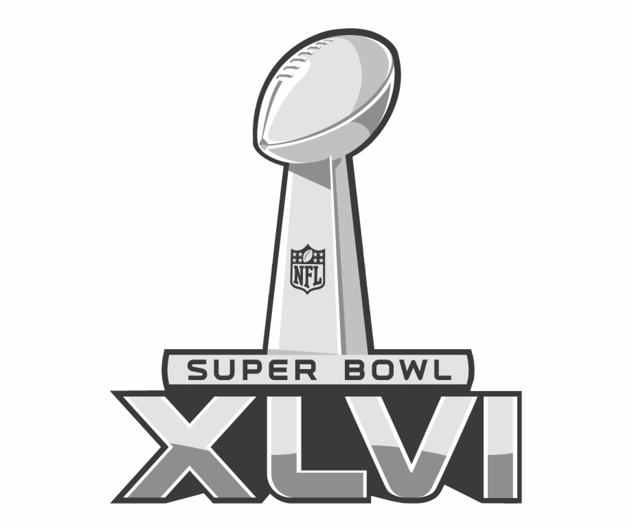 Super Bowl Xlvi Logo Rough.