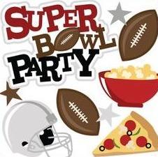 Free Super Bowl Clipart.