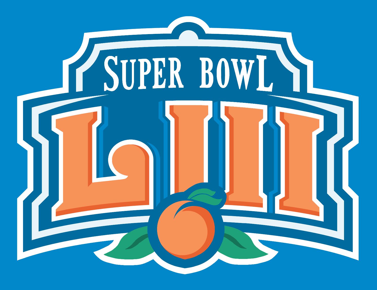 Super Bowl LIII Logo Concept.