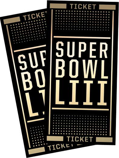 Win Superbowl Tickets!.