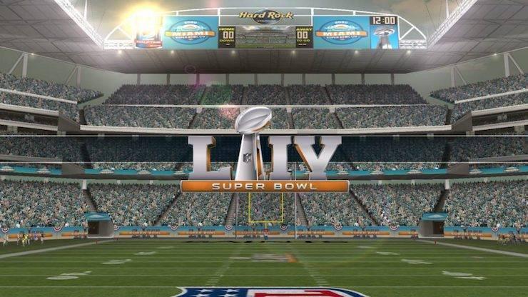 Miami Super Bowl LIV 2020 Events.