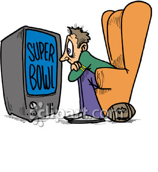 Super Bowl Free Clipart.