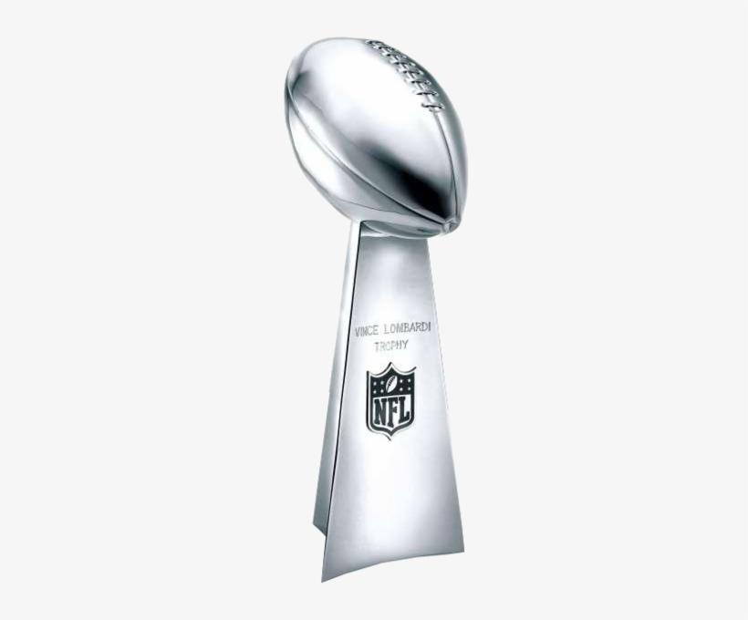 Trophy Transparent Superbowl.