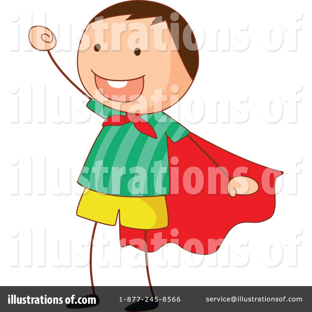 Super Boy Clipart #1140205.