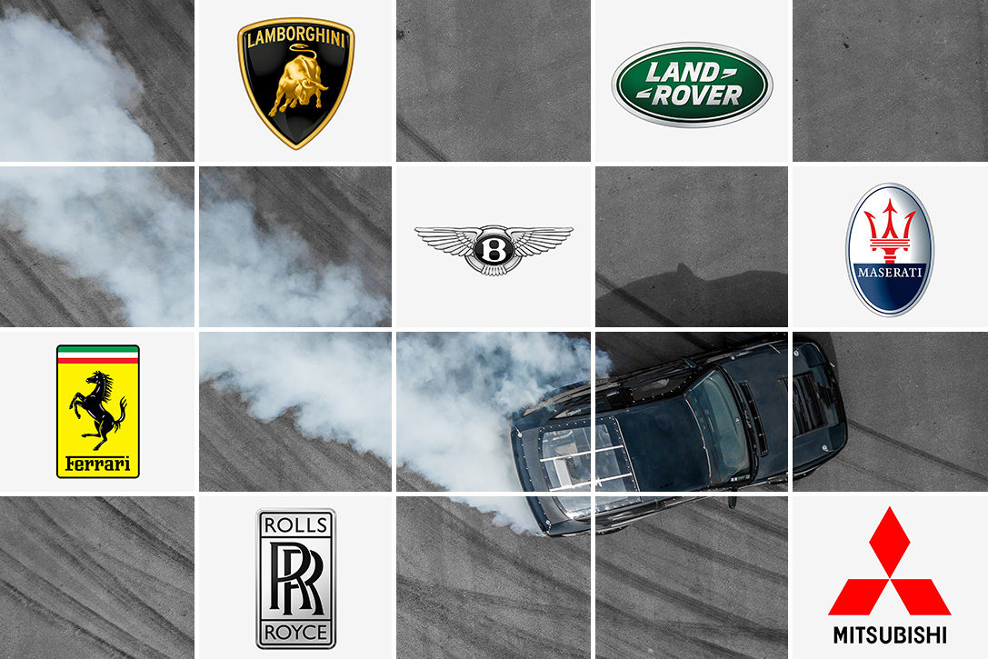 Idle Worship: The History And Evolution Of Car Logos.