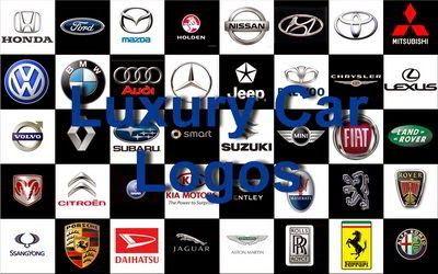 Super Car Logo.
