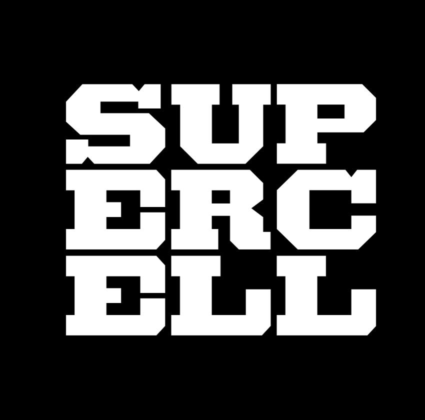Supercell Clip Art.