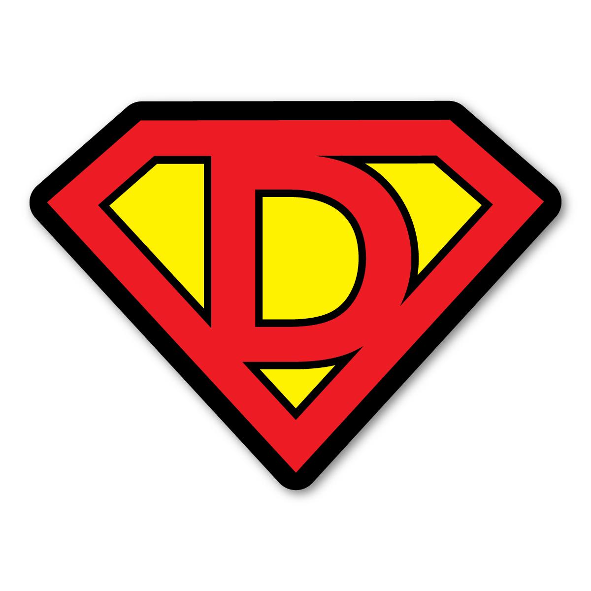 Super Dad Magnet.