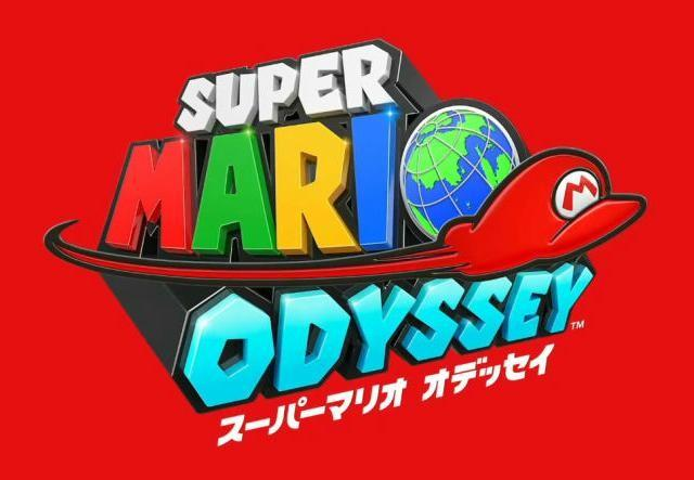 Super Mario Odyssey, Mario Kart 8 Deluxe announced for Nintendo.