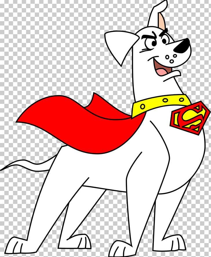 Superman Krypto The Superdog PNG, Clipart, Carnivoran.