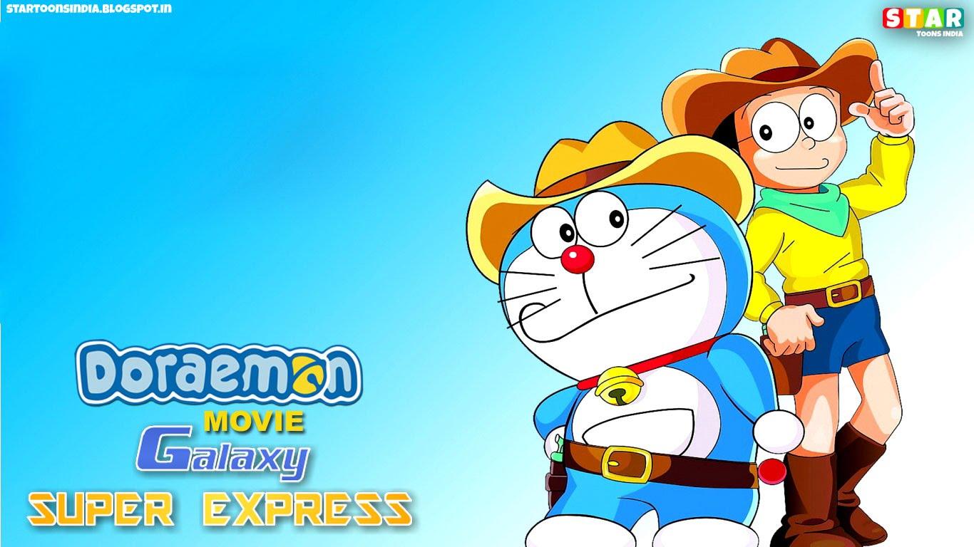 Doraemon galaxy super express in Hindi Full Movie.
