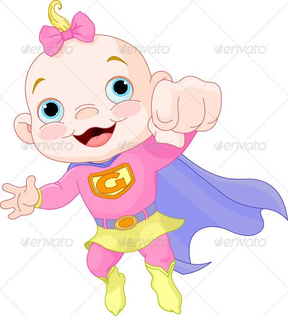 Super Baby Girl.