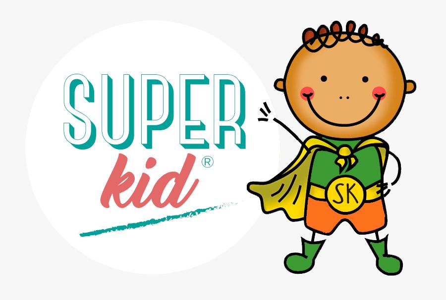 Super Kid , Free Transparent Clipart.