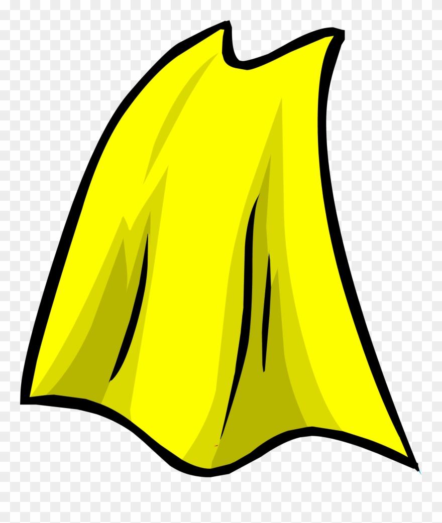 Yellow Cape.