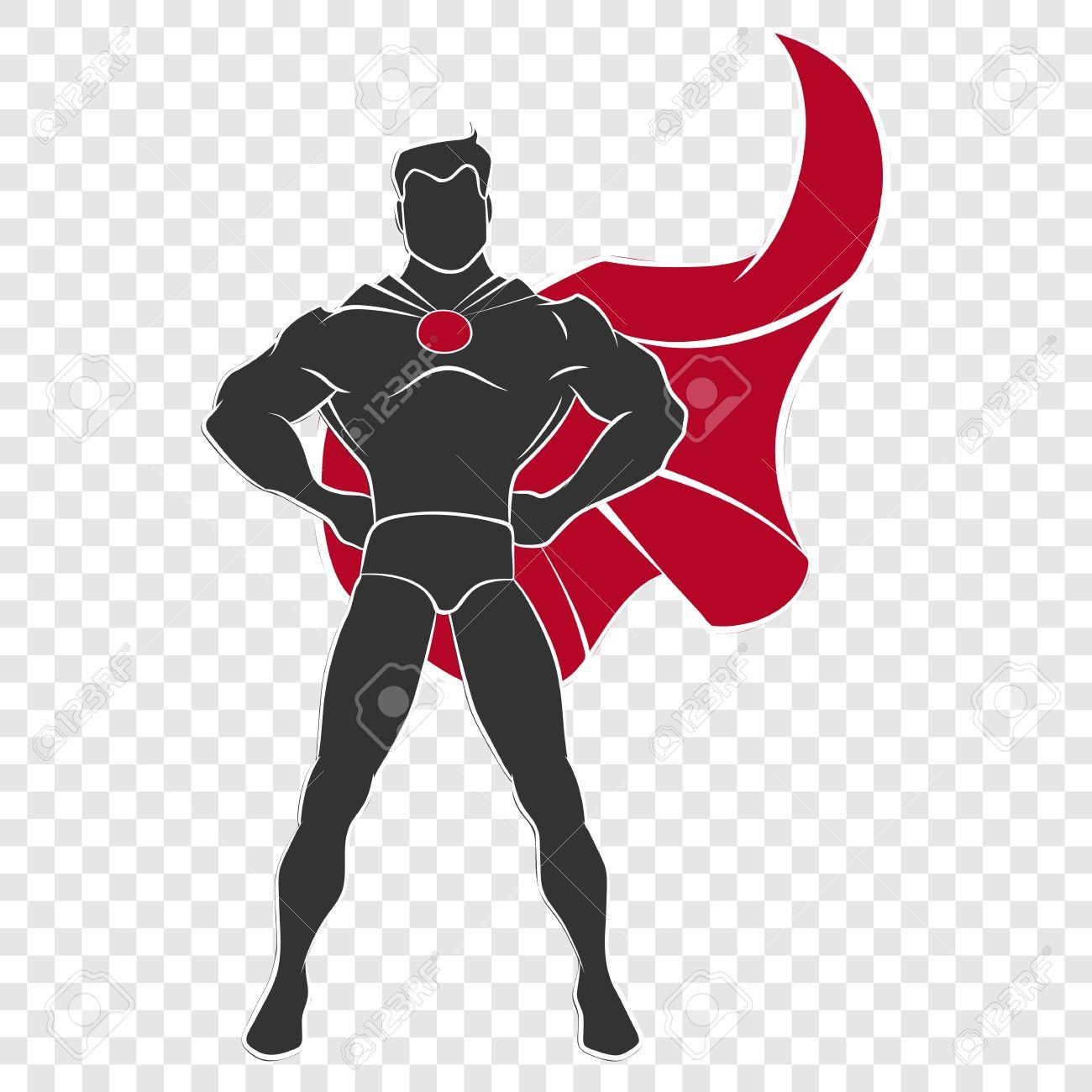 Superhero Clipart No Background.