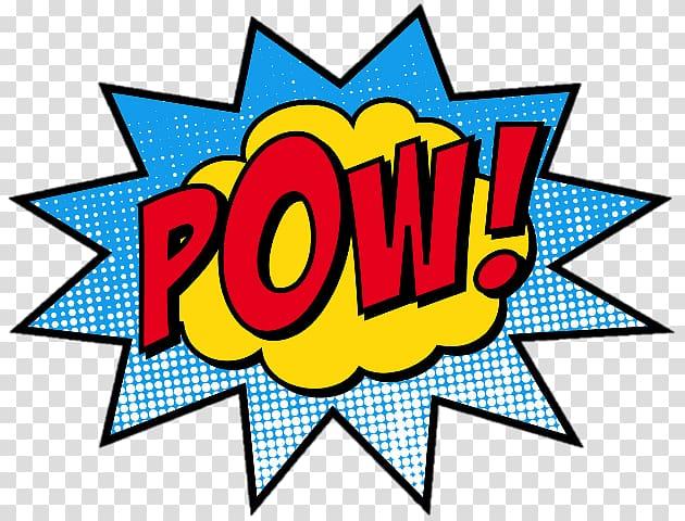 Pow! comic book effect , Comic book Superhero Pop art Comics.