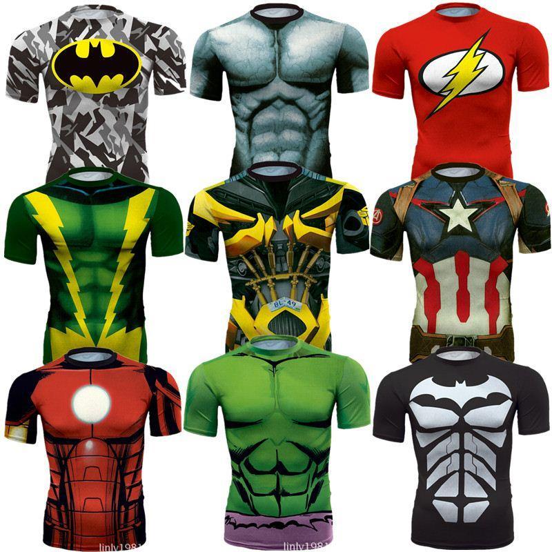 Free Superhero T.