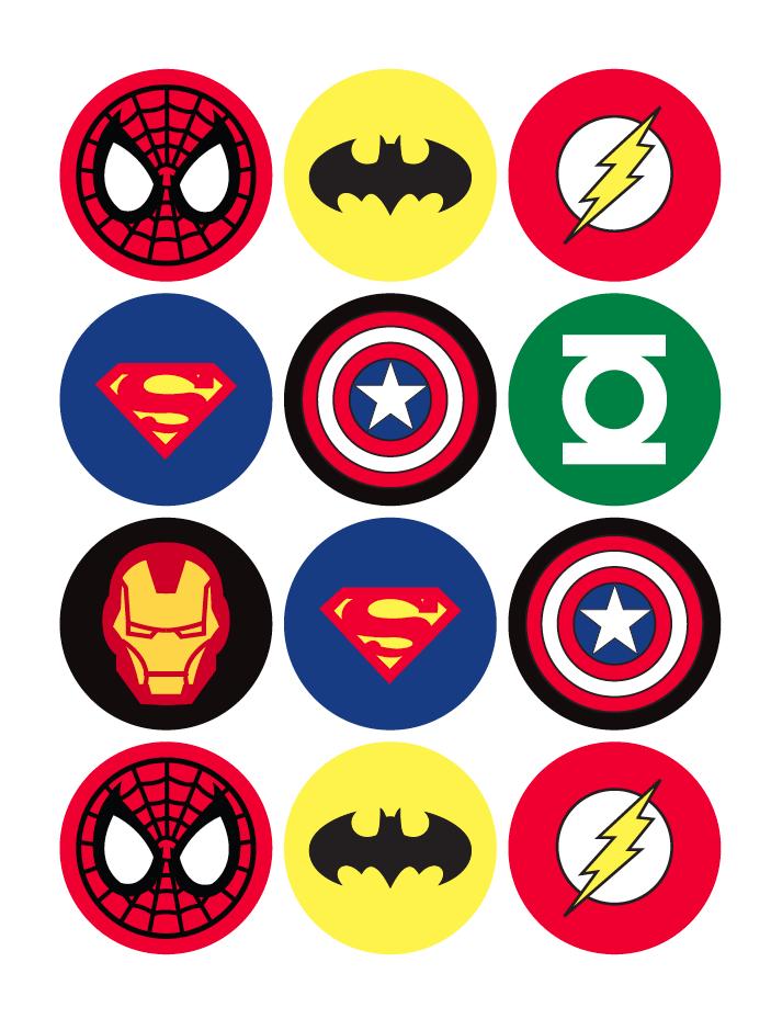 Free Superhero Badge Cliparts, Download Free Clip Art, Free.