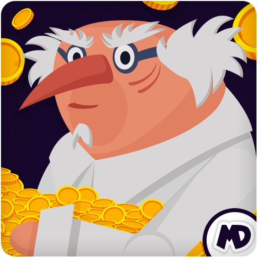 Super Hero Factory : Idle Clicker Tycoon Inc.