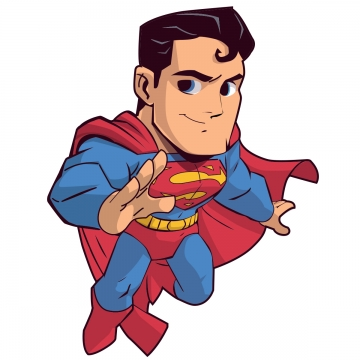 Super Heroes PNG Images.