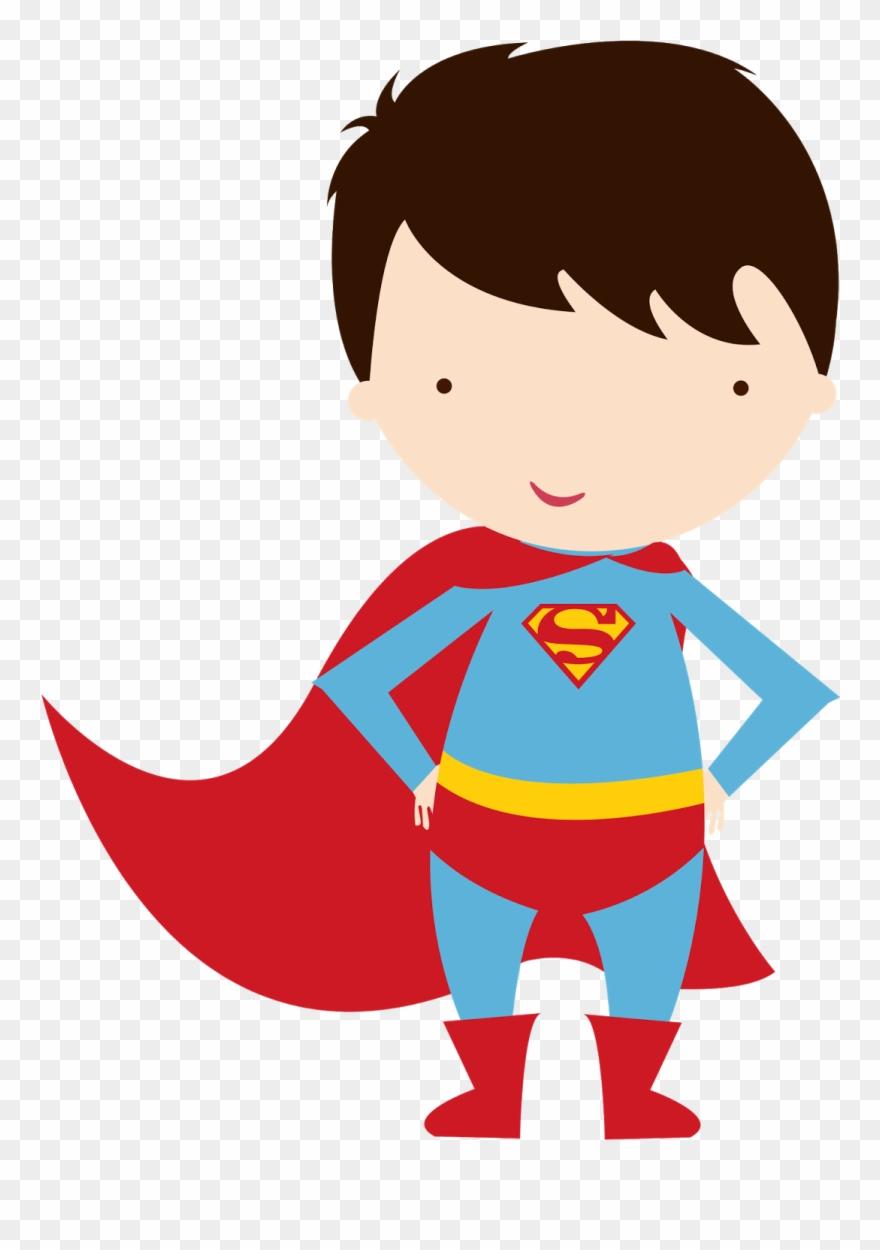 Clip Art Transparent Library Baby Superhero Clipart.