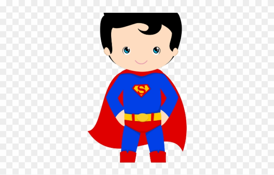 Super Man Baby Clipart (#697874).