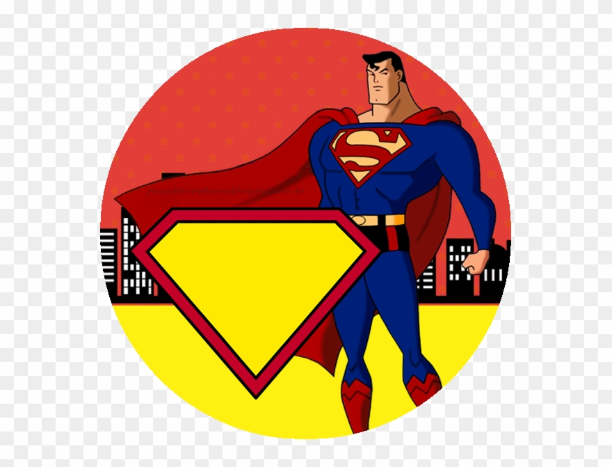 Superman Clipart Super Man.
