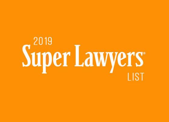 Jonathan Chane and Ruben Socarras Named 2019 Super Lawyers.
