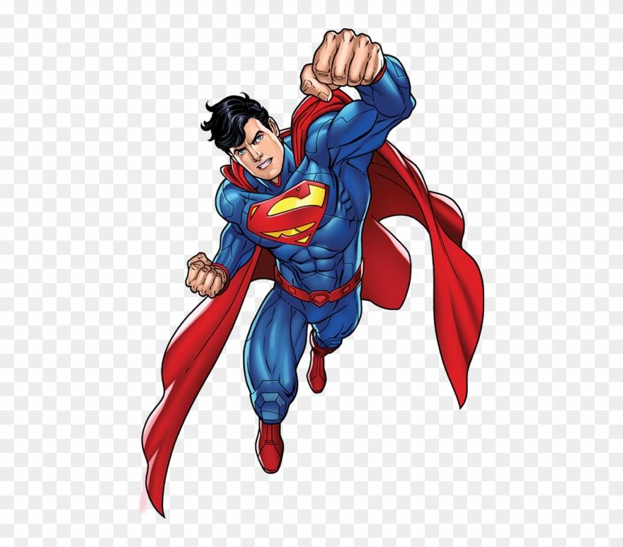 Superman Png Clipart (#130068).