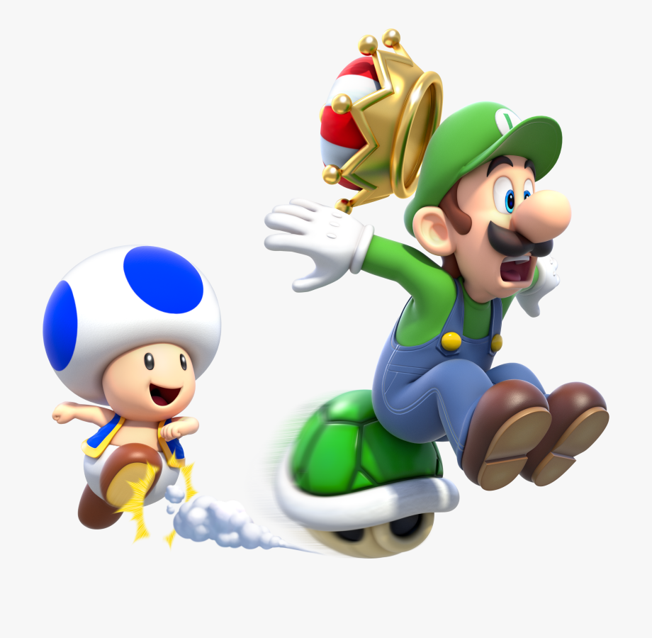 Super Mario 3d World Wii.