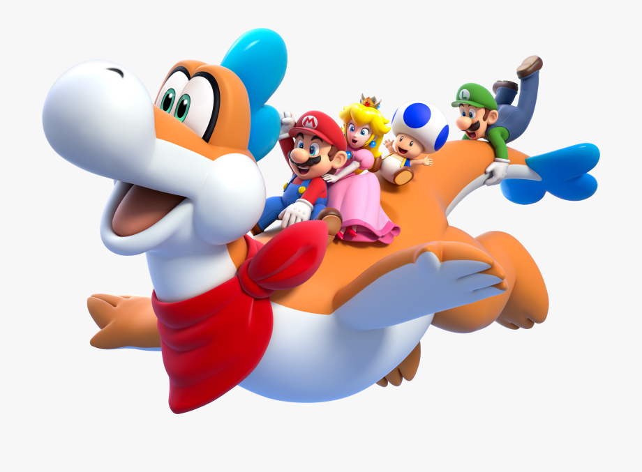 Possibly The First Mario Kart 8 Dlc Leak.