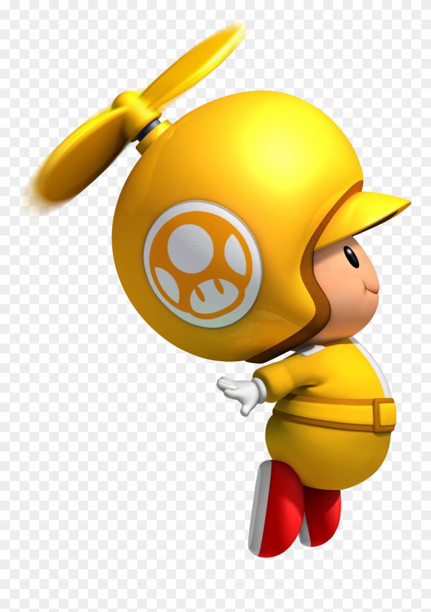 Super Mario Characters.