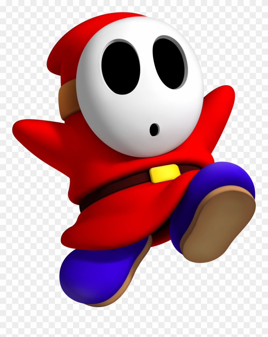 Mario Clipart Bad Guys.