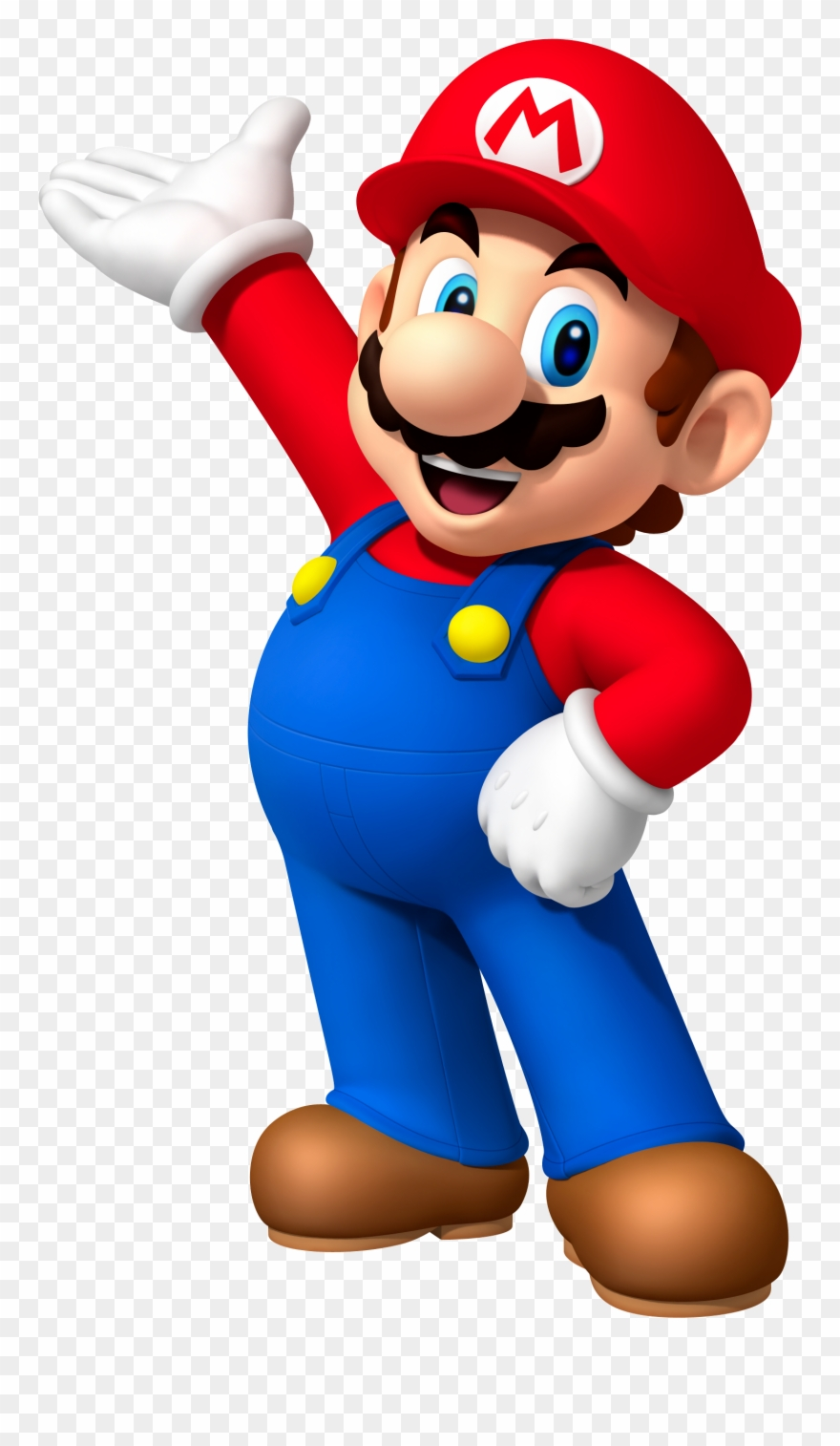 Mario Clipart Photos.