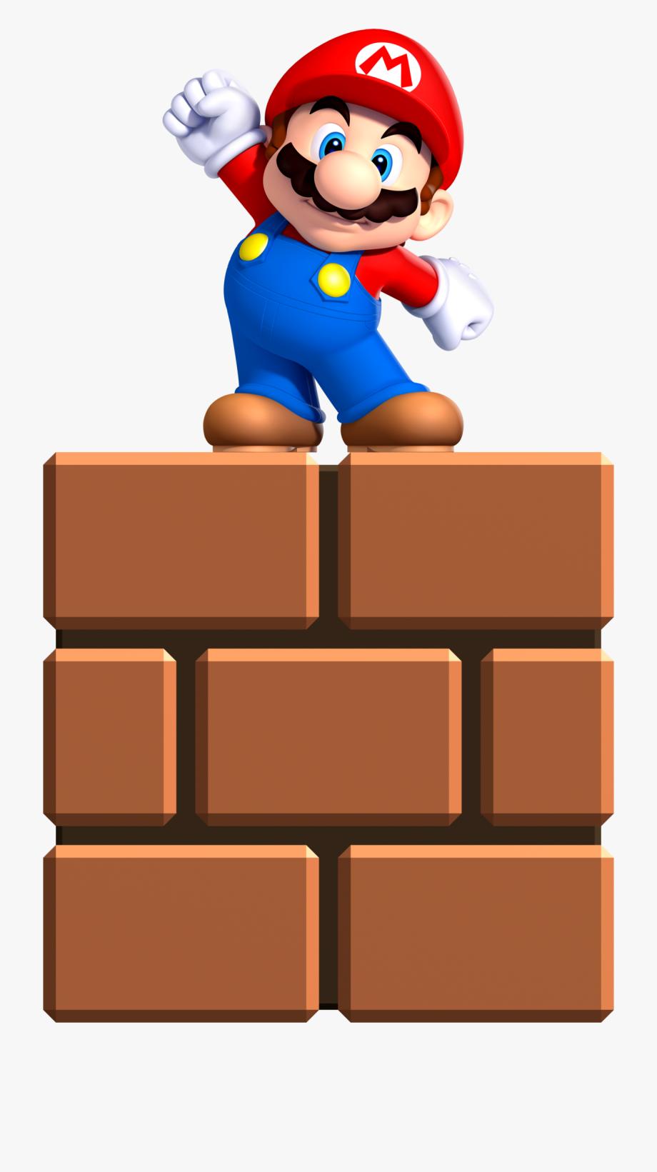 Small Mario Png.