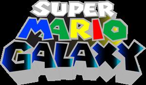 Super Mario Galaxy Logo Vector (.EPS) Free Download.